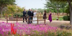 The 'J' Family Wedding Vow Renewal + The Wildseed Farms + Fredericksburg Texas