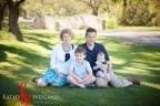 The 'M' Family:  Fredericksburg Texas Outdoor Family Portraits @ Settler's Crossing B&B