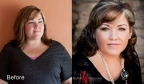 Michelle: Beauty-Ful Portraits for WOMEN in Fredericksburg Texas + Before & After
