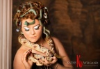 Fantasy Photoshoot: Medusa ….  Fredericksburg Texas Professional Commercial Portrait Photographer, Competition Photography