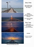 How to take better travel pictures.  Photographing the Texas Coast, Boats, & Piers, by Kathy Weigand.