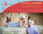 Holidays in the Hills + Portrait Photographer in Fredericksburg, Kerrville, Harper, Hunt, Comfort, Junction