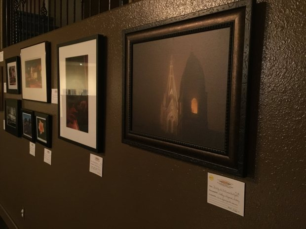 Winner: People Choice Award. This one SOLD at the Fredericksburg Theater Co.