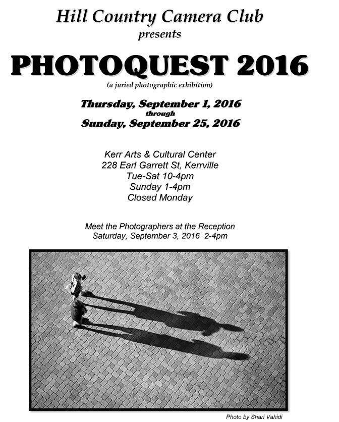 2016 Photoquest Flyer