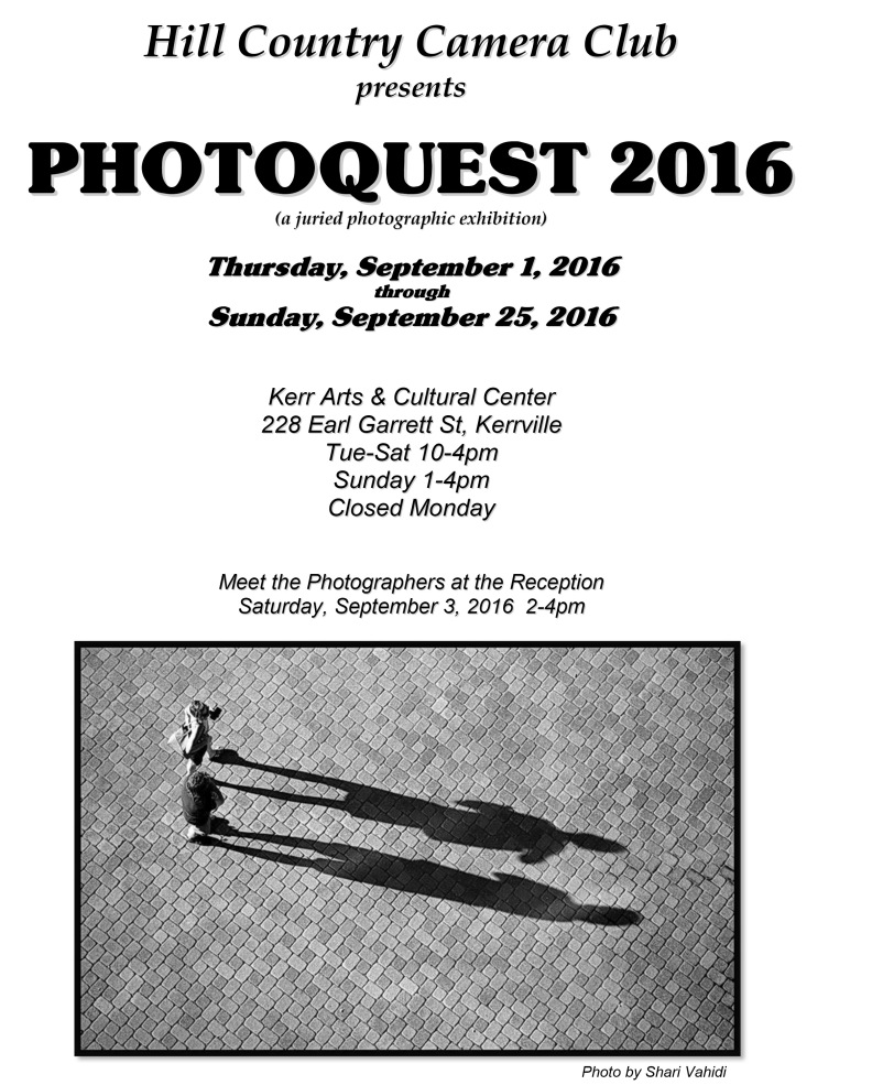 2016 Photoquest Flyer