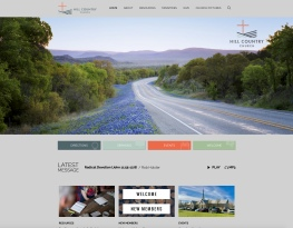 Add Hill Country Beauty to Websites